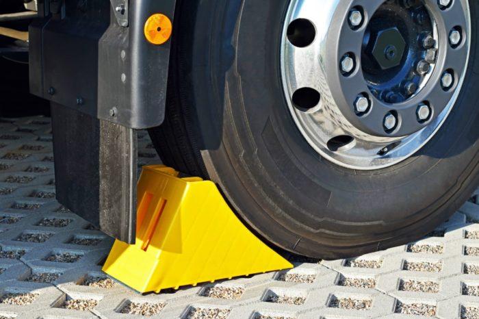 Chocking Wheels Safety Talk