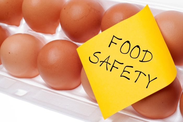 CDC Vitalsigns Recipe for Food Safety