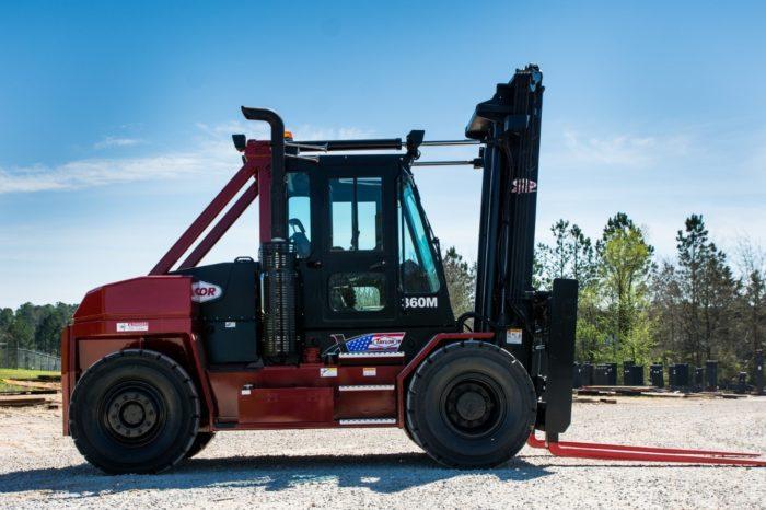 Forklifts Lift Trucks - Spanish