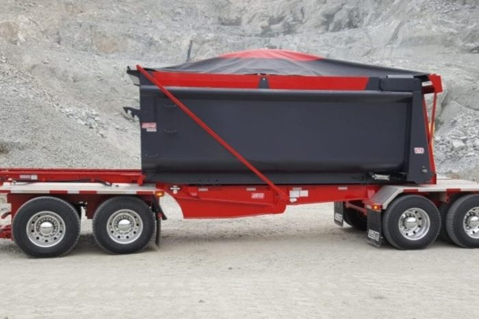 Working With A Transfer Trailer