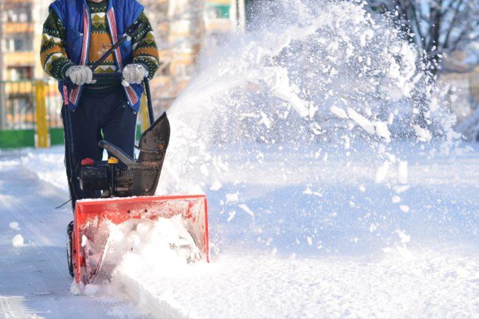 Snow Thrower Safety Talk