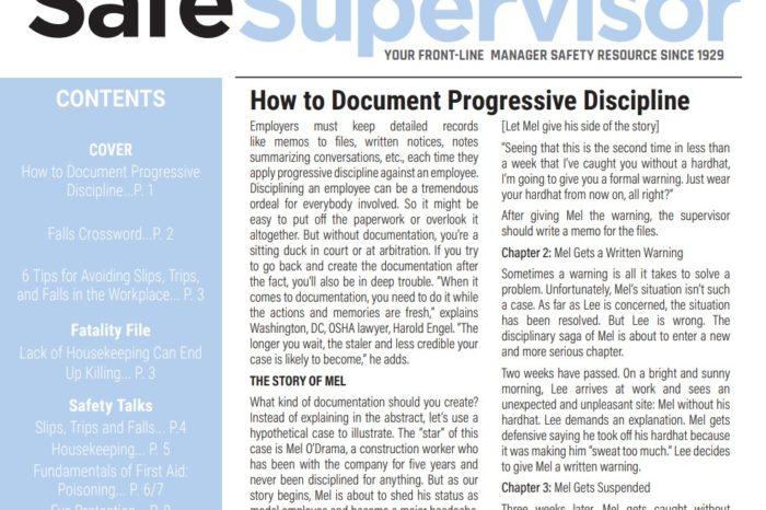 March 2021 SafeSupervisor Newsletter
