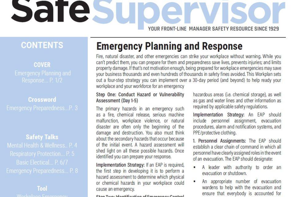 May 2021 SafeSupervisor Newsletter