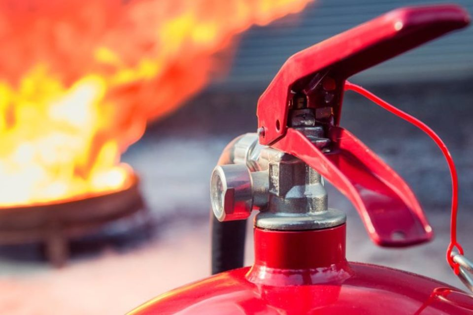 Portable Fire Extinguishers - Quick Tips